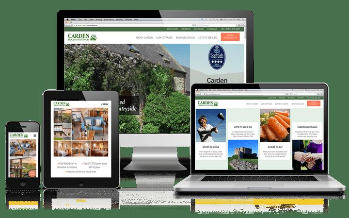 Carden Cottages Responsive